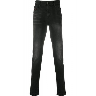 Diesel D-Amny skinny jeans Black Cotton fashion guide for Men CHHB256