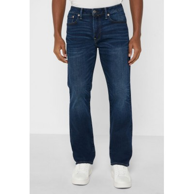 Men's American Eagle blue Mid Wash Relaxed Jeans On Sale MAICV1208