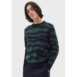 Men Celio prints Camo Knitted Sweater On Sale A50ZQ7278
