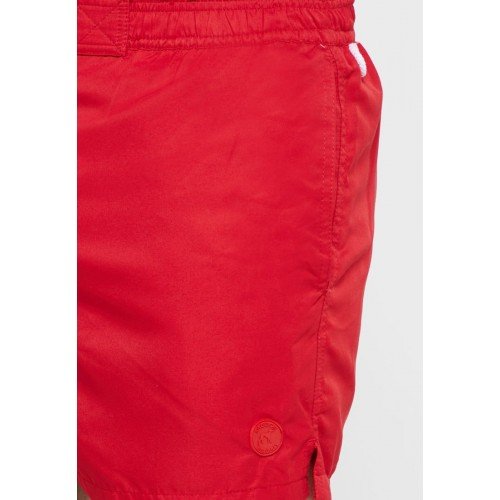 Men Sacoor Brothers red Sport Swimming Shorts YY8UV5786