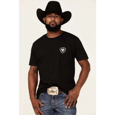 Ariat Men's Bring It Back Graphic Short Sleeve T-Shirt online shopping XNCQF3801