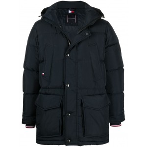 Tommy Hilfiger Men Parka con cappuccio on style EOQY136