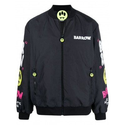 BARROW Men Bomber con stampa Number 1 Selling CNUQ951