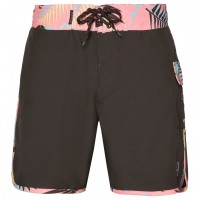 Protest Kenneth - Boardshorts Deep Grey - Men Outdoor clothing in new look WEZKOYP