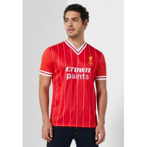 Men's Liverpool FC red Liverpool 1982 Home Jersey New Arrival Q367F4017